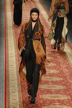 Hermès Fall 2008 Ready-to-Wear Collection Photos - Vogue