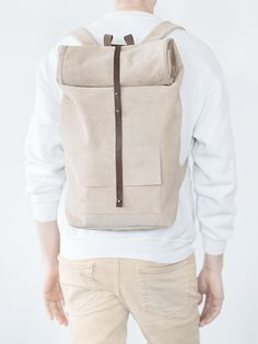Rucksäcke - BACKPACK I - ein Designerstück von MUMandCO bei DaWanda