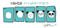pandas drawings - Google Search