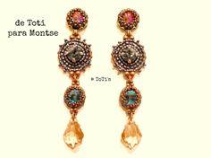 Toti's earrings