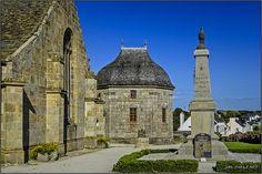 Eglise de Sizun - Finistère