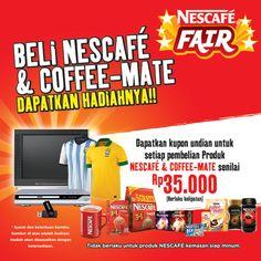 Nescafe Fair POSM