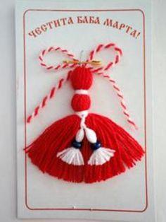 Bracelet Crafts, Jewelry Crafts, Yarn Crafts, Diy And Crafts, Baba Marta, Navratri Dress, Glands, Tassels, Jewelery