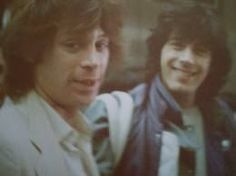 Eric Carmen & Tom Petersson |