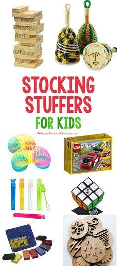 The Best Stocking Stuffers For Kids. You'll find a mix of games, building toys, musical instruments, books, art and crafts ideas and more. These Awesome stocking stuffers are budget friendly. Best Gift ideas for Kids, #Christmas #gifts #giftideas Christmas Gifts For Kids, Christian Christmas Gift, Childrens Christmas, Christmas Party Games, Christmas Crafts, Christmas Stocking, Christmas Presents, Holiday Fun, Christmas Ideas