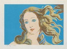 Andy Warhol, Birth of Venus