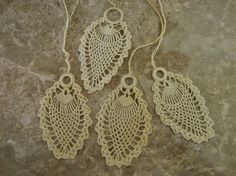 Etsy listing at https://www.etsy.com/listing/121855466/hand-crochet-shade-pulls-vintage-set-of