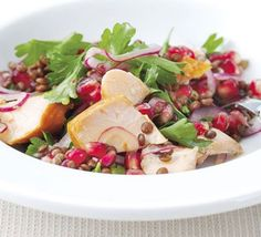 No-cook, no-effort, but you won't miss out on flavour with this vibrant supper for two
