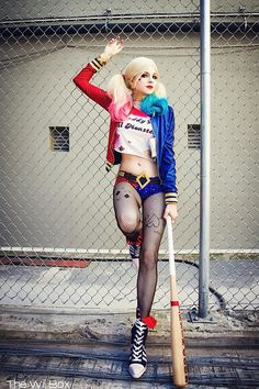 This Suicide Squad Harley Quinn Cosplay Is Perfection
