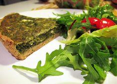 Tarta de primavara cu ricotta si spanac Led Weaning, Meatloaf, Ricotta, Sandwiches, Recipes, Food, Pie, Recipies, Essen