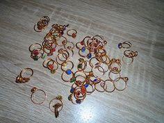 Prodám RETRO prstýnky, cena za kus ,Odběr Charmed, Retro, Bracelets, Jewelry, Jewlery, Jewerly, Schmuck, Jewels, Jewelery