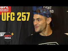 Dustin Poirier isn't feeling any extra stress ahead of Conor McGregor rematch   UFC 257   ESPN MMA - YouTube