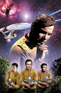 Star Trek 1966, Star Trek Tv, Star Wars, Spock, Star Trek Original Series, Star Trek Series, Affiche Star Trek, Vaisseau Star Trek, Star Trek Posters