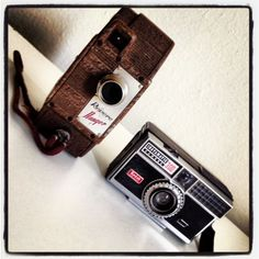 @Christina Childress DeSmet | DeSmitten Instagram - Old Cameras  oooooh- nice ;)