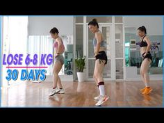 Weight Loss 6-8 Kg in 30 Days - Aerobic Dance Workout Everyday for The Best Body Shape | Eva Fitness - YouTube Gym Youtube, Sport, Aerobics Workout, Strong Body, Keep Fit, Nice Body, Zumba, Excercise, Body Shapes