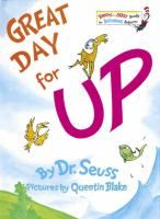 Bright and Early Books(R): Great Day for Up! by Dr. Seuss Hardcover) for sale online 1st Grade Reading Books, Books For First Graders, Used Books, Books To Read, Karma, Quiz Names, Quentin Blake, Teaching Letters, Joy Of Life