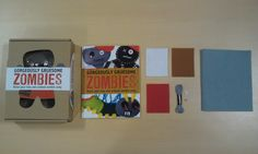 All you need to make your own 'Gorgeously Gruesome Zombies'!