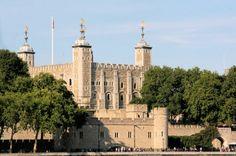 La Tour de Londres au Royaume-Uni