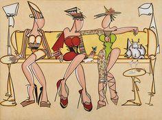 L'effet papillon Diane Dufresne, Festival Jazz, Great Artists, Caricatures, Inspiration, Diva, Selfie, Lady, Canvas