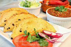 Corn empanadas recipe-1 For Tommy food day
