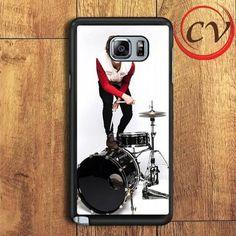 Ashton Irwin 5 Sos Samsung Galaxy Note 7 Case