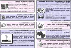 Presentación Programa EMPODERAMIENTO FEMENINO Y COACHING PARA LA EMPLEBILIDAD. Programación Centro de la Mujer Manzanares.