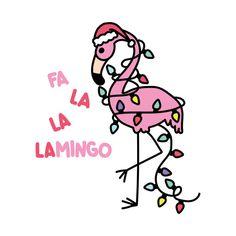 Christmas Flamingo Graphic Hoodie by Hugh & West - Unisex Pullover Black - MEDIUM - Front Print - Pullover Tropical Christmas Decorations, Coastal Christmas, Christmas In July, Christmas Shirts, Christmas Flamingo, Christmas Crafts, Christmas Ornaments, Caribbean Christmas, Pug Christmas
