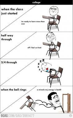 Every Single Class