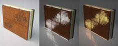 System Ruukki emotion  - perforacja artystyczna Perforated Metal, Facade, Lighting, Building, Emotion Art, Media Images, Home Decor, 3d, House