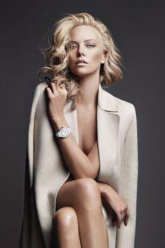 Dior. Watch & coat