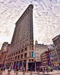 Flatiron Building NYC.