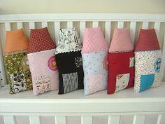 Pillows Houses