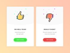 Daily UI #011 - Flash Message + Free PSD