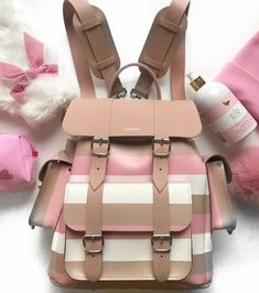 Leather backpacks have grown into timeless pieces with myriad of in-vogue styles to be dressed up and down. Grafea backpack purses are one option for leather Grafea Backpack, Chic Backpack, Backpack Purse, Fashion Backpack, Stylish School Bags, School Bags For Girls, Girls Bags, Cute Mini Backpacks, Stylish Backpacks