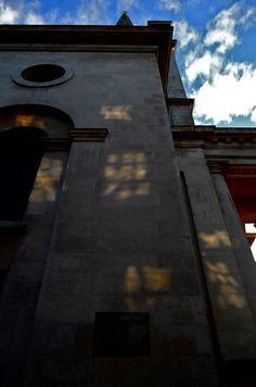 Winter Light in Spitalfields, London
