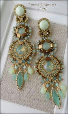 Gypsy Jewelry, Fantasy Jewelry, Beaded Jewelry, Beaded Necklace, Unusual Jewelry, Antique Jewelry, Shibori, Jewelry Accessories, Jewelry Design