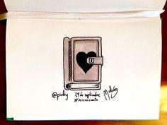 #Microcuento: 29 de septiembre de 2016 Amy se recostó sobre el sofá aburrida por completo como de costumbre. La gran casa en la que vivía con su anodino marido Nick hacía tiempo que se tedio y sopor. Se estaba volviendo loca. Levantó su mirada hacia la estantería donde estaban colocados todos los libros escritos por sus padres basándose en su querida hija. Recordó su desesperante vida de casa con su perfecto marido. Pensó en lo insípida que era su vida y se llenó de rabia. De repente un…