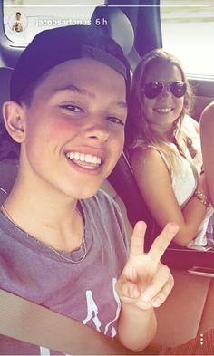 Jacob and his big sis