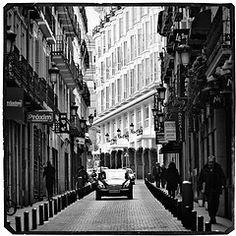 Calles y B/W ♥