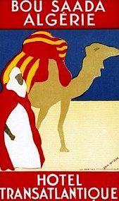 Affiches d'Algérie (1830-1962)