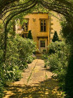 Chisenbury Priory, Wiltshire, UK (by Anguskirk)