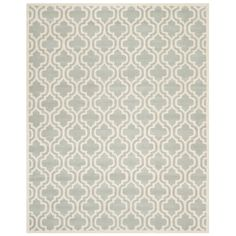 Safavieh CHT727E Chatham Grey and Ivory Area Rug   Lowe's Canada