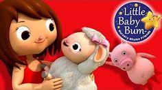 Swimming Song | Nursery Rhymes | Original Song by LittleBabyBum! - YouTube