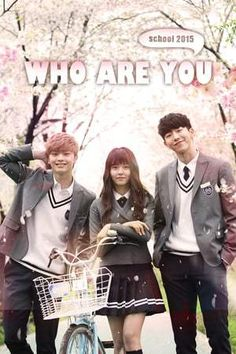 Watch Who Are You: School 2015 Watch Movies and TV Series Stream Online Korean Drama List, Korean Drama Series, Black Girl White Hair, Kdrama Recommendation, W Kdrama, Danson Tang, Ver Drama, Who Are You School 2015, Drama Memes