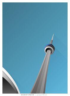 Rogers Centre Minimalist Print