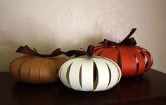 halloween decorations, pumpkin crafts, paper craft, autumn craft, pumpkins