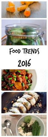 Food Trends for 2016