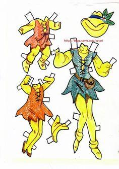 """종이인형 (fairx) : 네이버 블로그* 1500 free paper dolls international artist Arielle Gabriel""""s The International Paper Doll Society for pinterest paper doll pals *"""