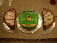Purdue groom's cake. How awesome a Dallas Cowboys would be. That would be a fabulous birthdayy cake!!!