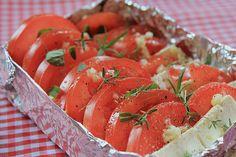 Tomate mit Feta vom Grill (Rezept mit Bild) von monika_m | Chefkoch.de